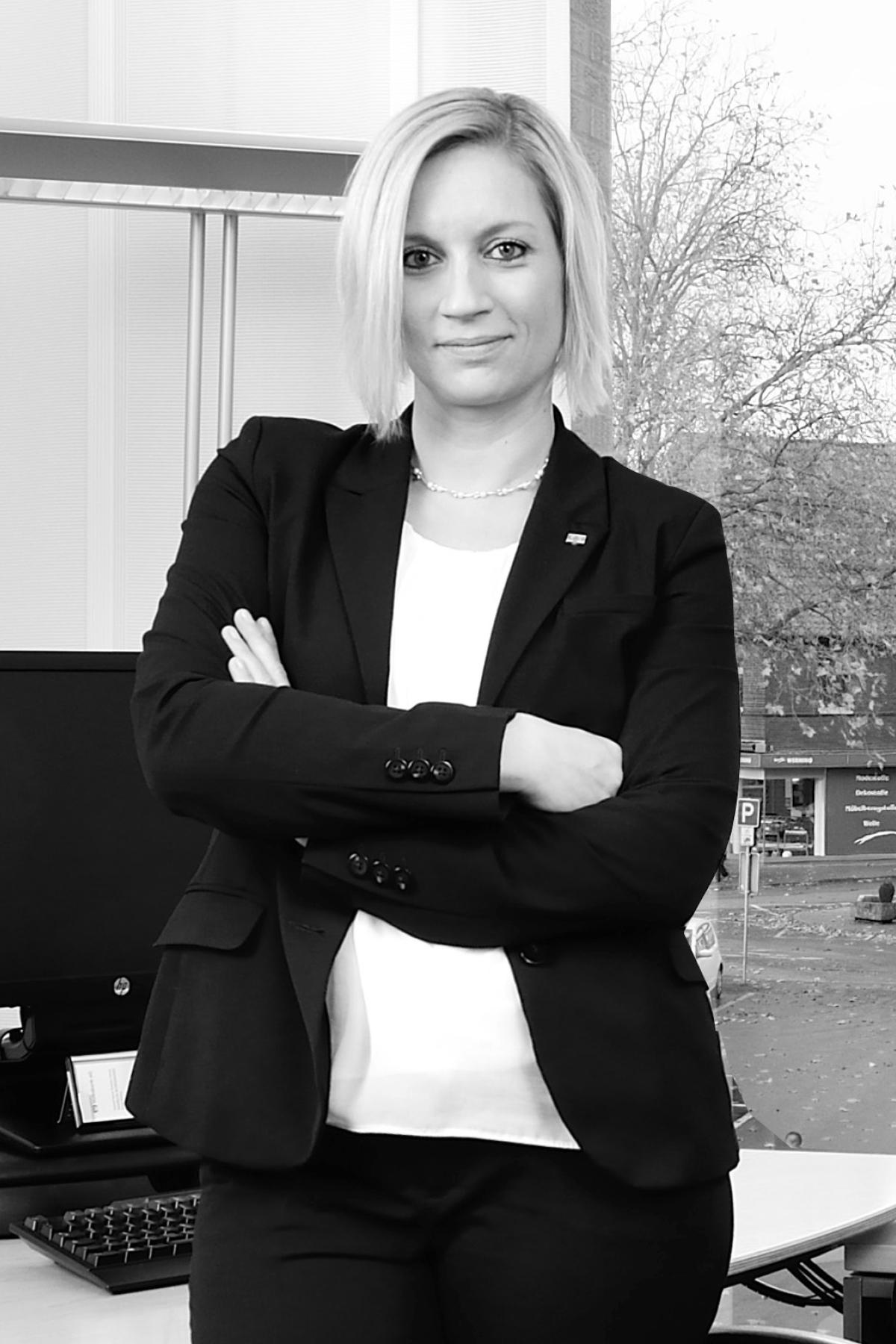 VBeG - Kundenberaterin Borgmann